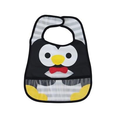 Loveable Friends Stay-dry Bib - Penguin