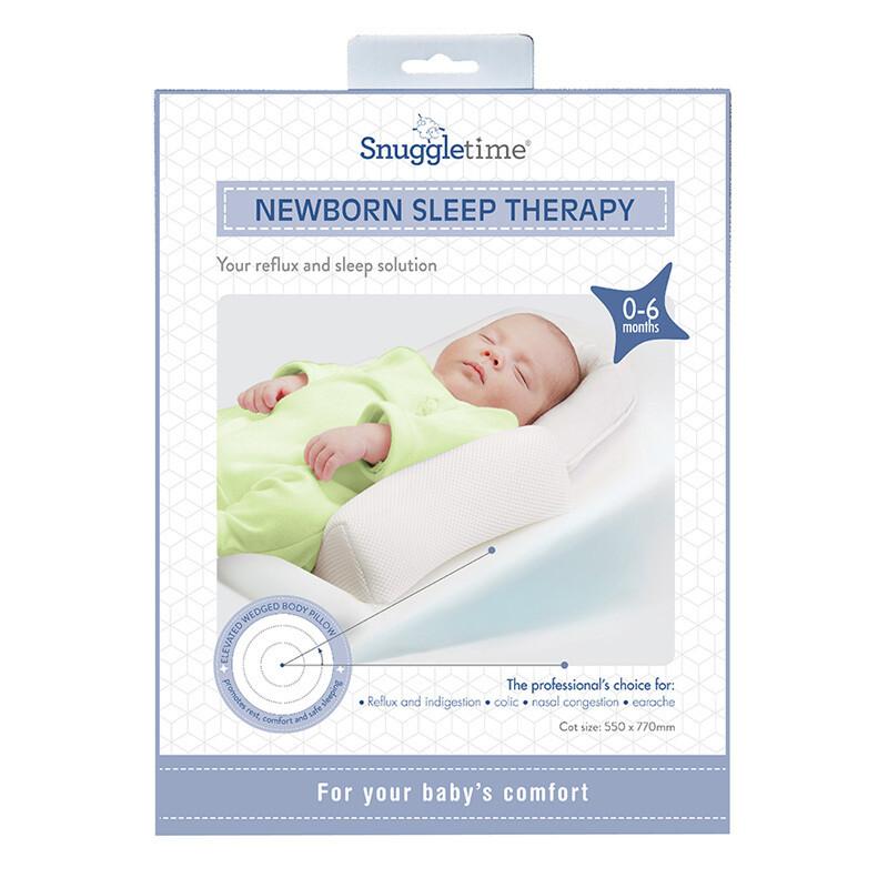 Snuggletime Newborn Sleep Therapy - pram