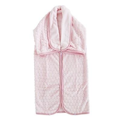 Snuggletime Zip & Go Blankie – Pink