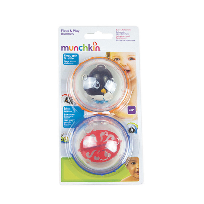 MUNCHKIN Float & Play Bubbles