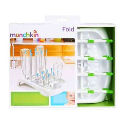 ​Munchkin Deluxe Drying Rack - Green