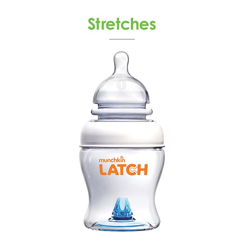 MUNCHKIN LATCH 120ml Bottle (2 Pack)
