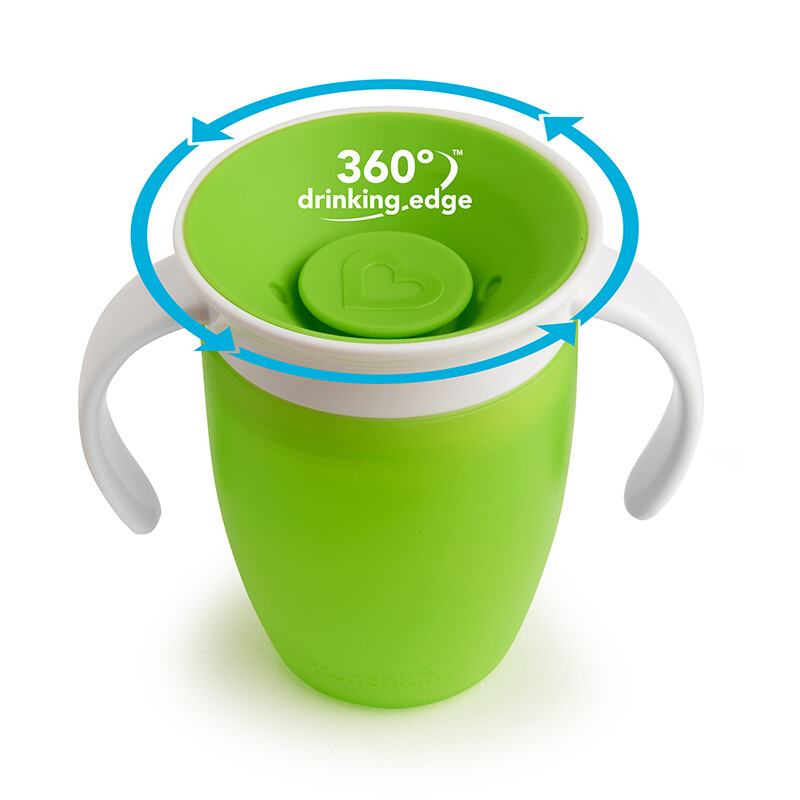 MUNCHKIN Miracle 360 Degree Miracle Trainer Cup - 207ml