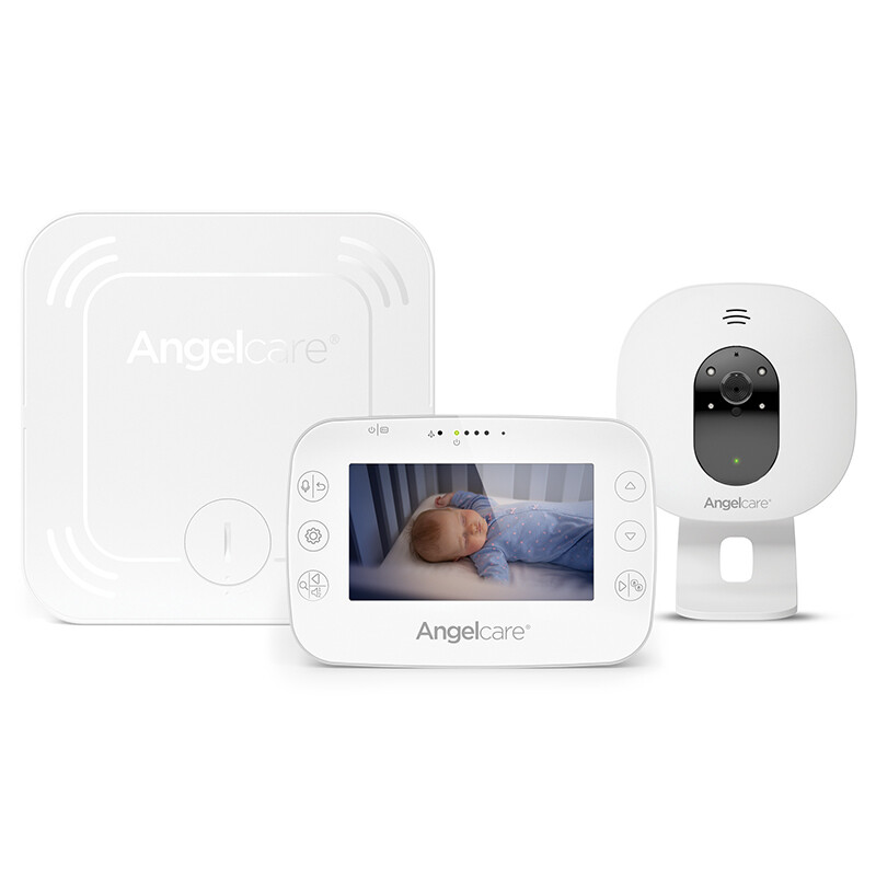 ANGELCARE AC327 - Video, Sound and Movement Monitor (wireless pad)
