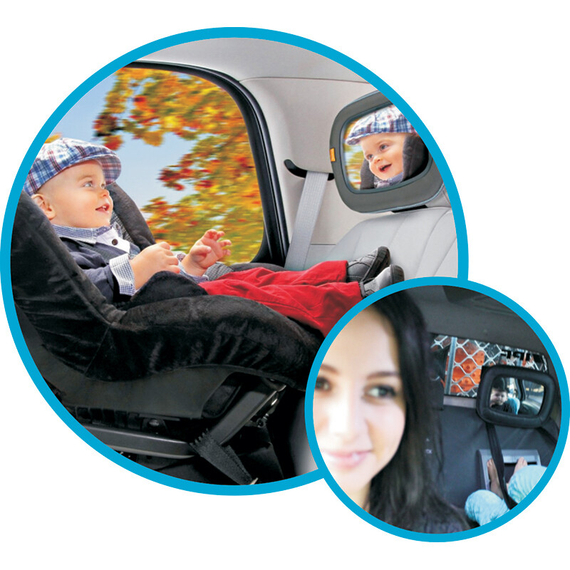 Baby-in-Sight Auto Mirror