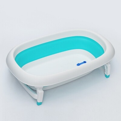 Pop-Up Baby Bath