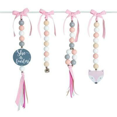Candy Fox Swing Set