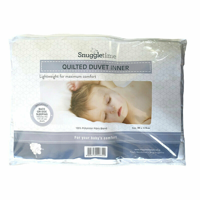 Cot duvet inner set - all you need to finish for your nursery