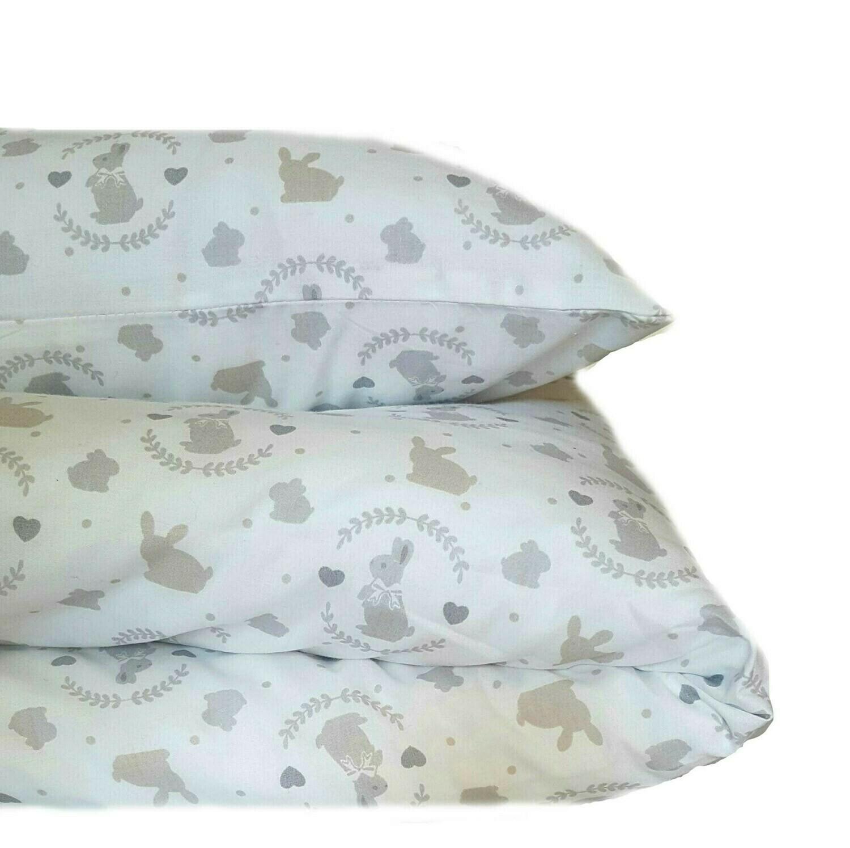 Cot Duvet Cover Set – Bunny