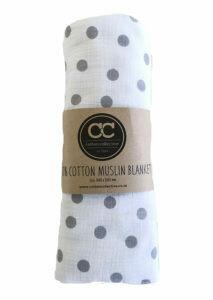 Muslin Baby Blanket Combo
