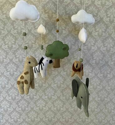 Assorted Cot Mobiles