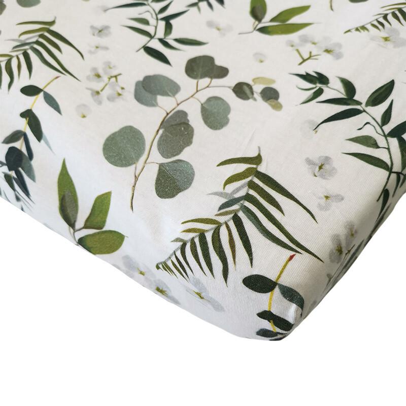 Changing Mat Cover - Botanical