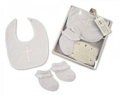 Babies Christening box set