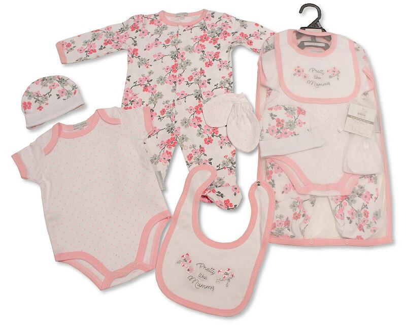 5 piece 'Pretty Like Mummy' gift set