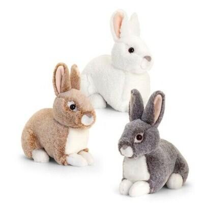 Signature 'sitting' bunnies