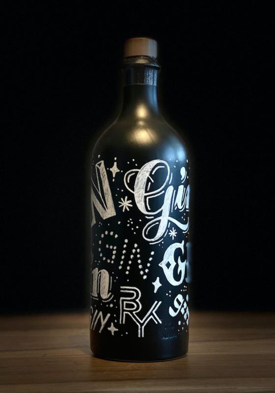 "BRYK GIN ""ART EDITION"" Flasche 0,7l 45% vol."