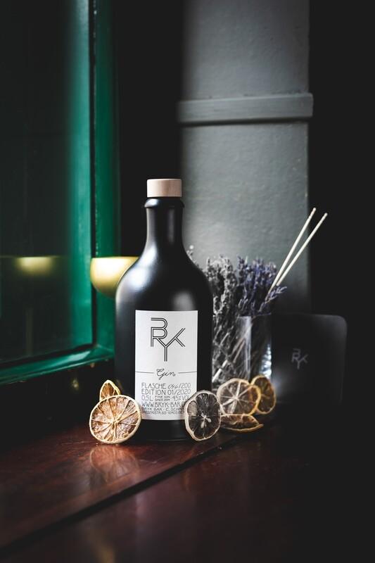 BRYK GIN Flasche 0,5l 45% vol.