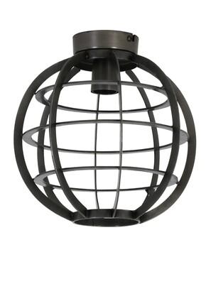 Deckenlampe schwarz
