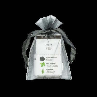OILY SKIN SAMPLE BAG + SPF 30