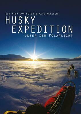 """DVD """"Husky Expedition unter dem Polarlicht"""""""