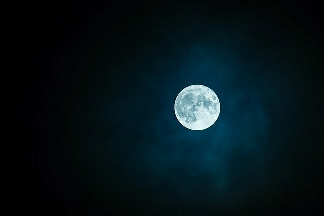 Moon Archangel Mojo Bag