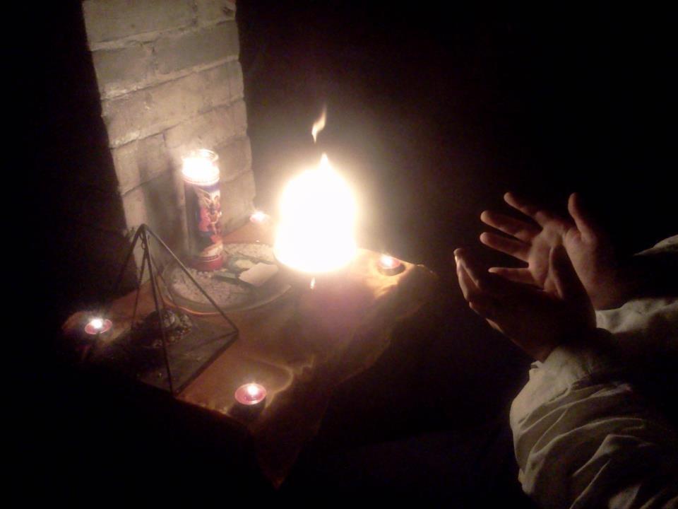Archangel Michael Uncrossing Ritual