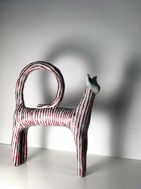 Miss Li, Skulptur