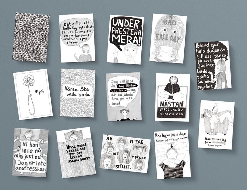 14-pack miniprints, A6