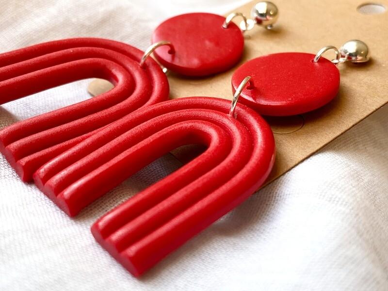 SIENNA röd
