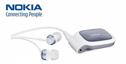 Nokia Bluetooth Stereo Headset Bh 214