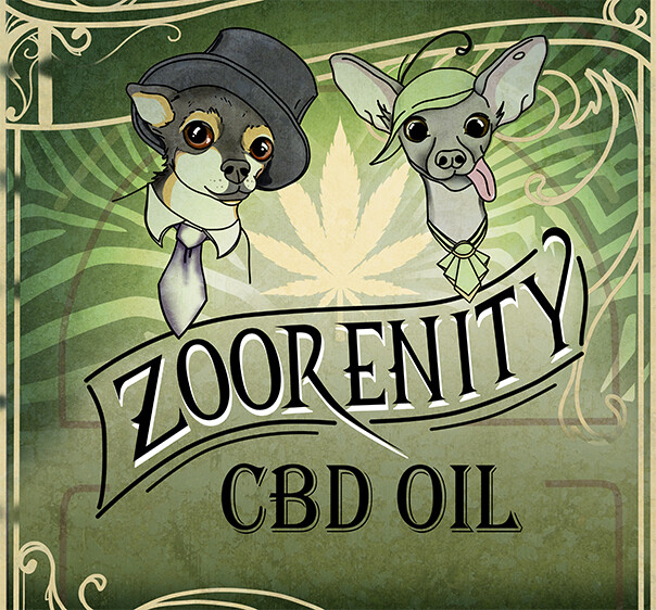 Zoorenity CBD Oil for Pets- 1000mg