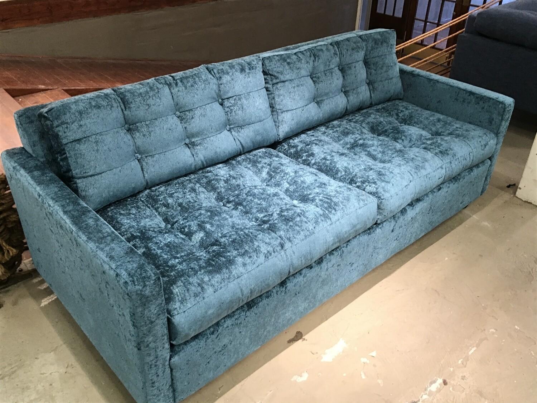 Eliot Sleeper Sofa (Prime Peacock)