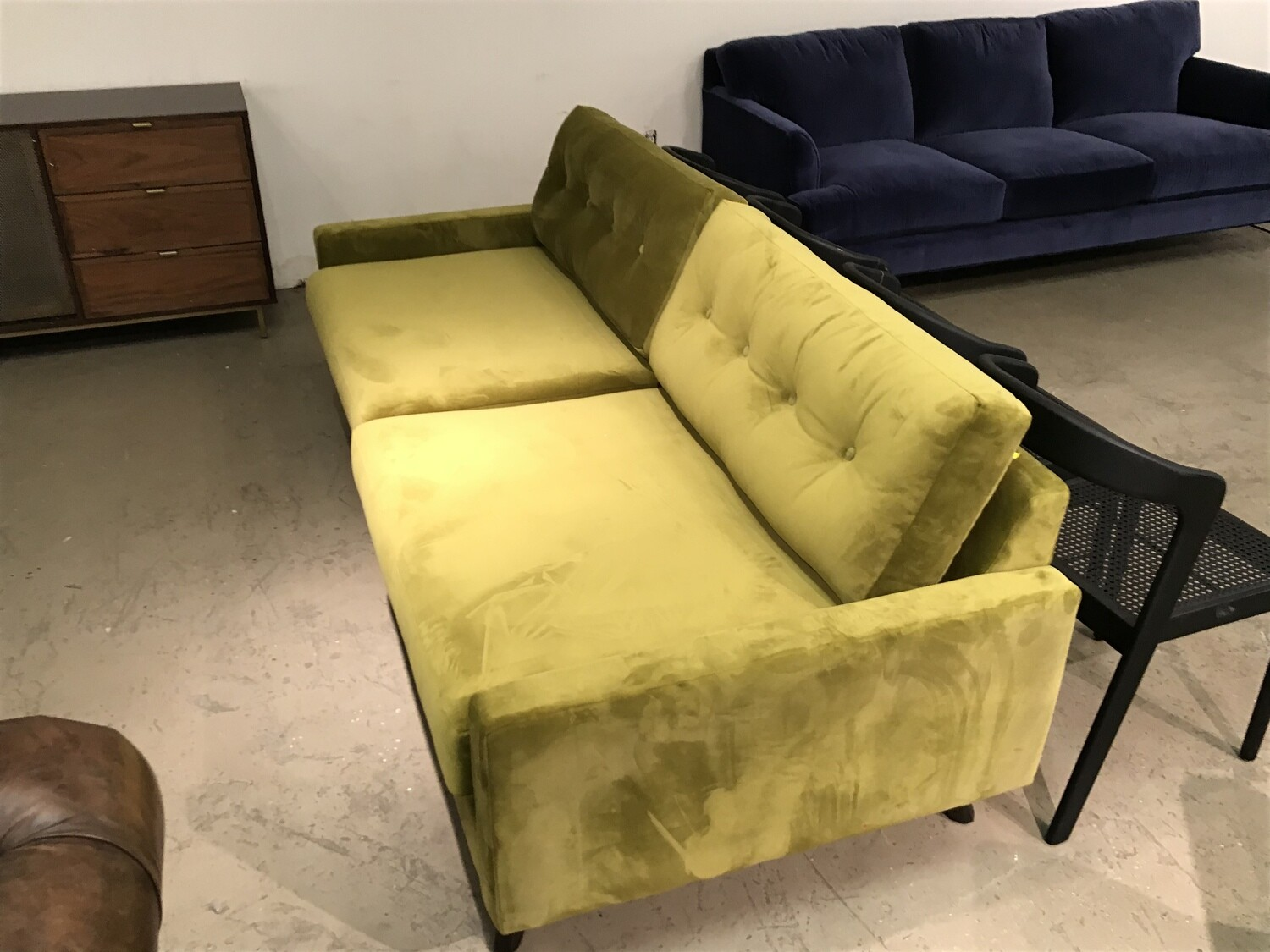 Hopson Sofa (Royal Apple)