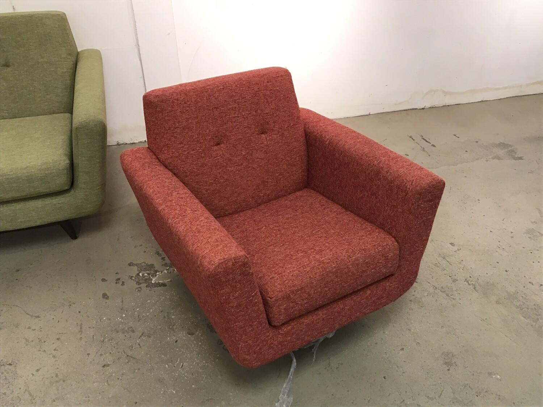 JB Hughes Swivel Chair