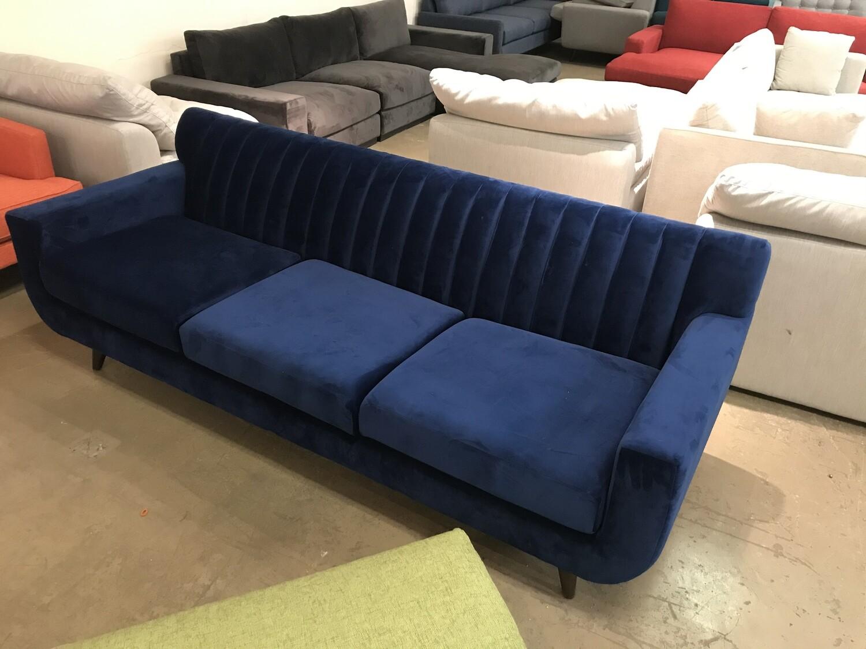 JB Briony Sofa - Royale Cobalt