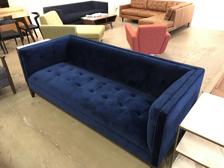 Stowe Sofa - Royale Cobalt