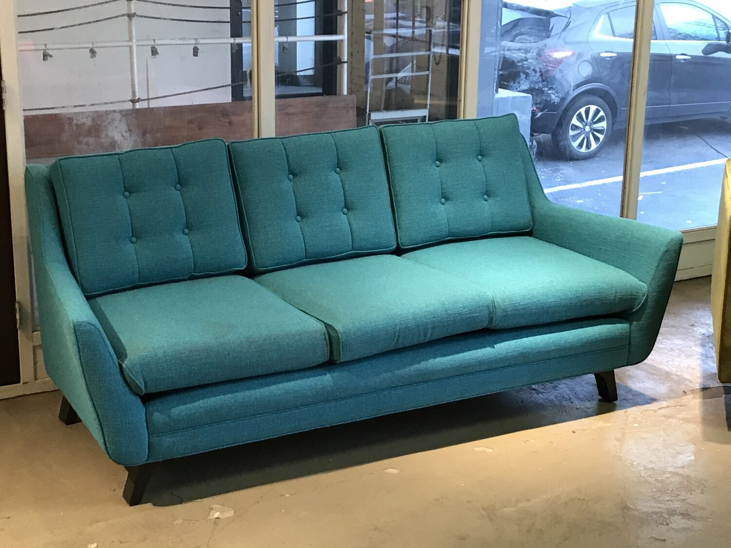 JB Eastwood Sofa - Vibe Aquatic