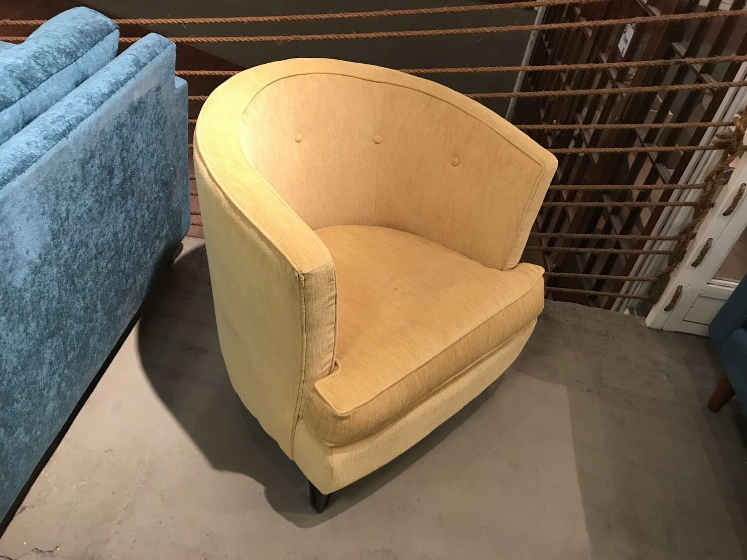 Leigh Chair - Bentley Daisy
