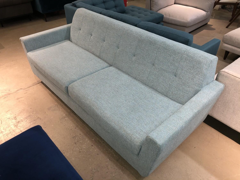 JB Hughes Sleeper Sofa (Impact Mist)