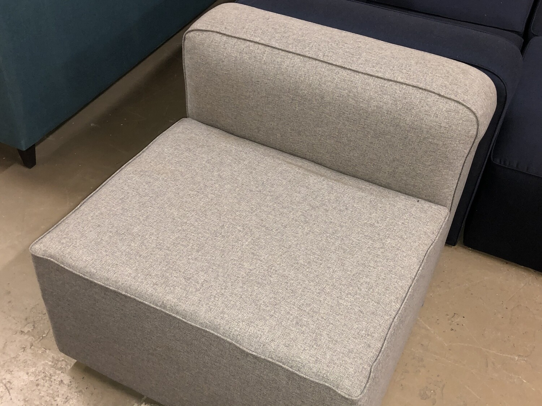 JB Logan Chair (Taylor Felt Gray)