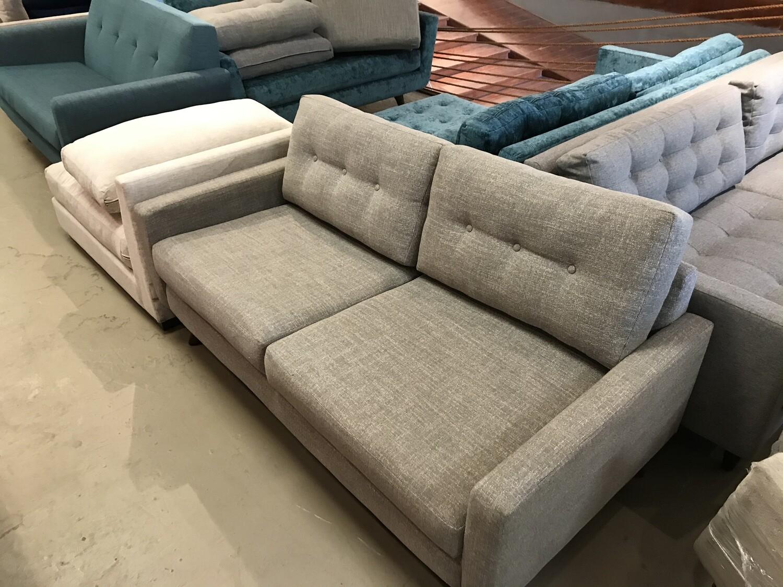 JB Hopson Apartment Sofa - Cody Sandstone
