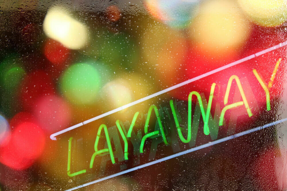 Lay-A-Way Payments