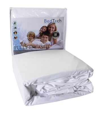 Premium Mattress Protector (Queen-Fully Encased)