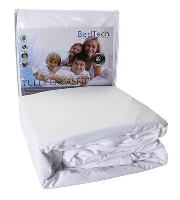 Premium Mattress Protector (King-Fully Encased)