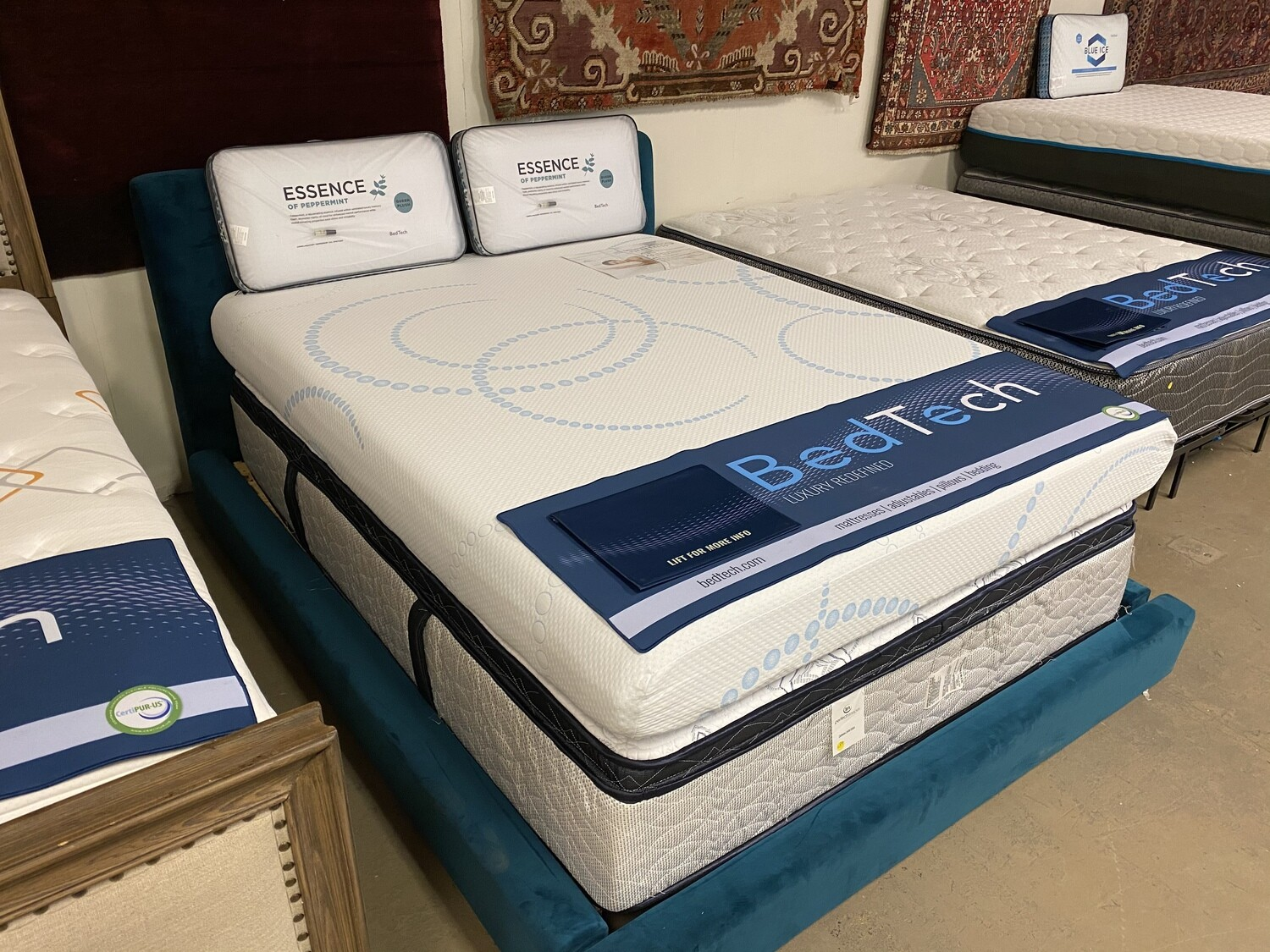 BT Slumberpedic Mattress 8""