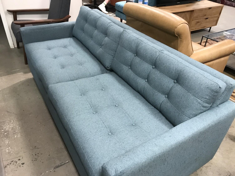 Eliot Sleeper Sofa  (Essence Aqua) 2993