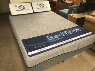 "Gel-Max Black Mattress - (Queen 14"")"