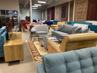 Dispose of single furniture item