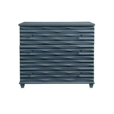 Coastal Living Oasis-Tides Single Dresser in Cotswold Blue 2649