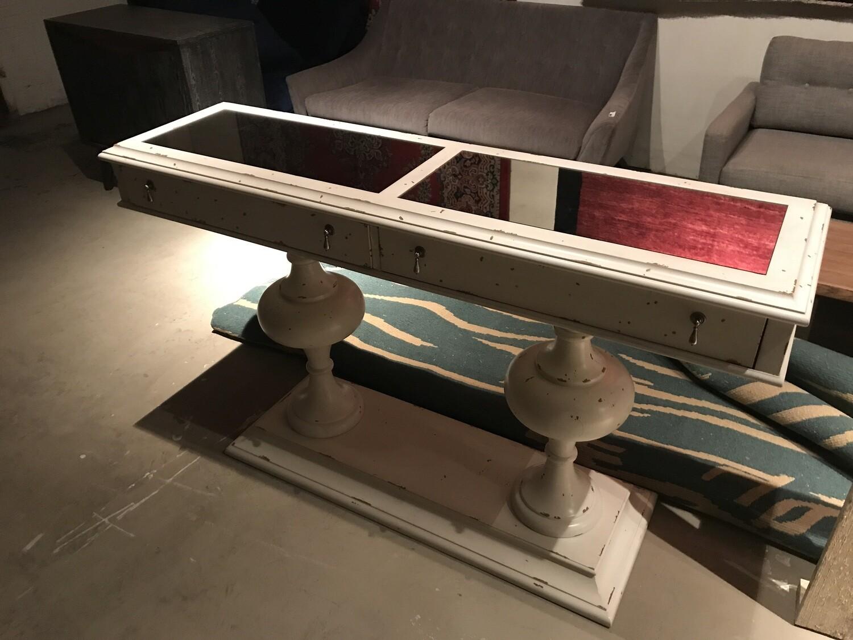 Hollywood Glam Covington Console - Bassett Mirror Company